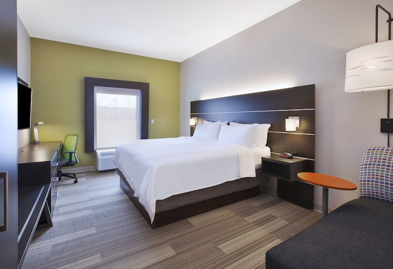 Holiday Inn Express Tiffin, Tiffin, Huone, 1 suuri parisänky, Tupakointi kielletty (Leisure), Vierashuone