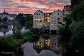 A(z) Sorat Insel-Hotel Regensburg hotel fényképe itt: Regensburg