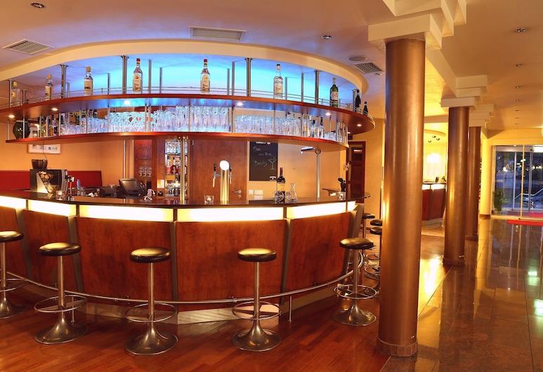 AMEDIA Hotel Frankfurt-Rüsselsheim, Rüsselsheim, Bar del hotel