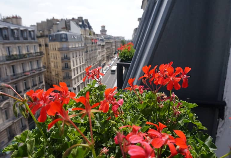 Hôtel Elysa-Luxembourg, Paris, Superior Double or Twin Room, Terrace/Patio