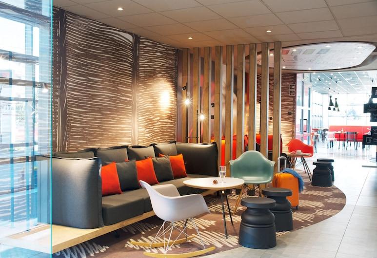 Ibis Poznań Stare Miasto, Poznan, Sala de estar en el lobby