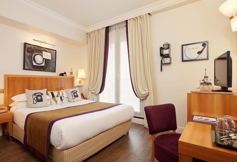 瓦爾多夫洛卡德酒店, 巴黎, 高級雙人房, 客房