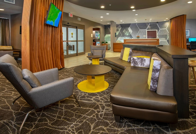SpringHill by Marriott Centreville/Chantilly, Centreville, Lobby
