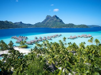 Foto van Bora Bora Pearl Beach Resort and Spa in Bora Bora