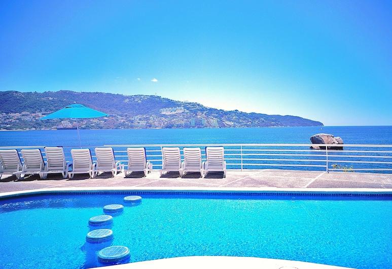 Holiday Inn Resort Acapulco, Acapulco, Piscina Exterior