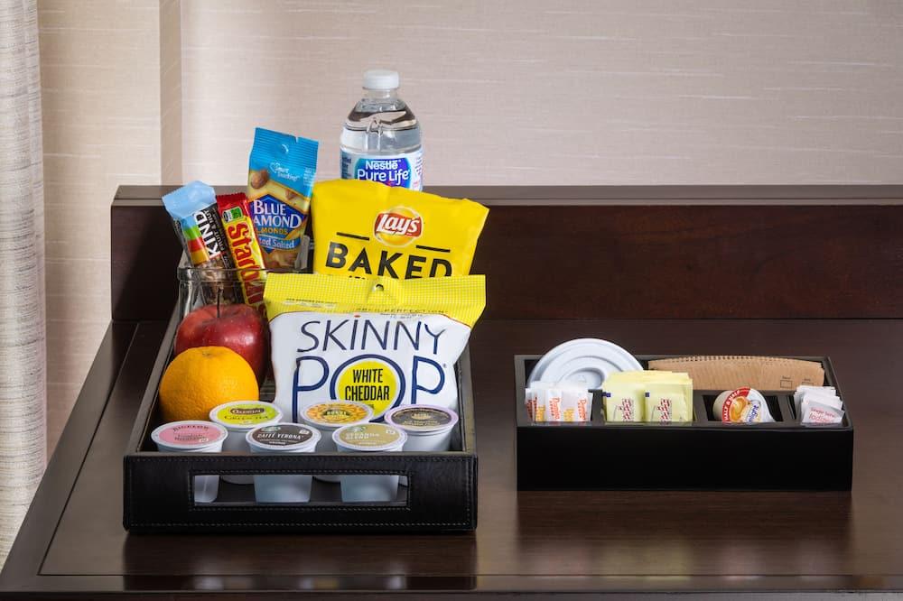 Oda, 1 En Büyük (King) Boy Yatak (Drinks & Snacks) - Oda