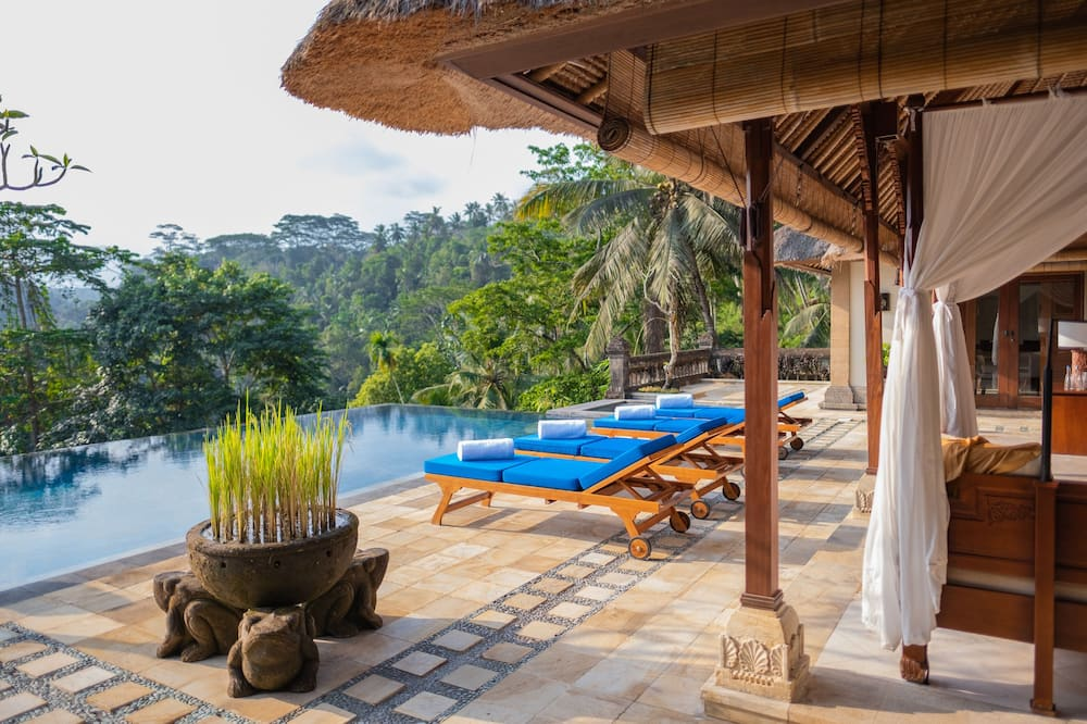 Maharani Two Bedroom Villa with Private Pool - Guest Room