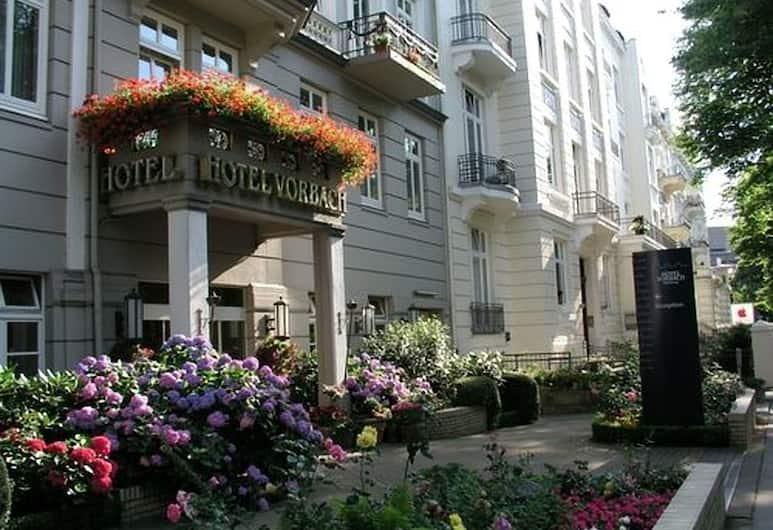 Hotel Vorbach, Hamburgas