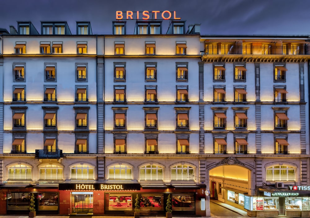 Hotel Bristol Geneva