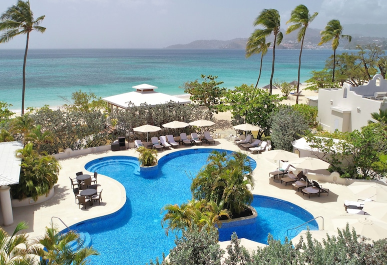 Spice Island Beach Resort All Inclusive, St. George's, Outdoor Pool