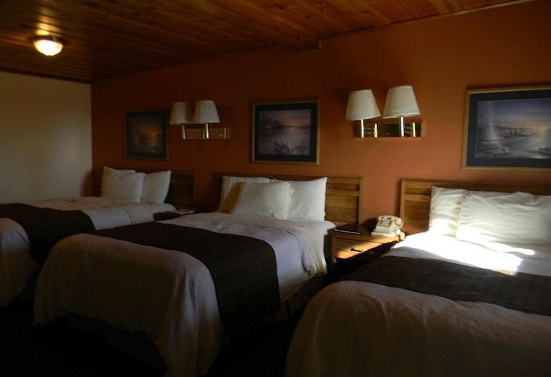 ABC Motel, Gunnison, Standardzimmer, 1King-Bett, Zimmer