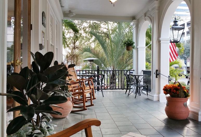 Cordova Inn, Сент-Пітерсберг, Тераса/внутрішній дворик