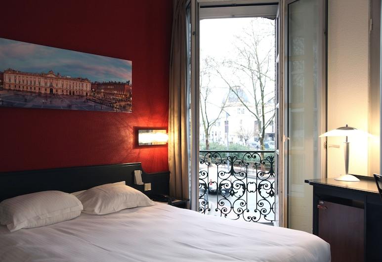 Occitania Centre Toulouse Matabiau, Toulouse, Chambre Double Standard, Chambre