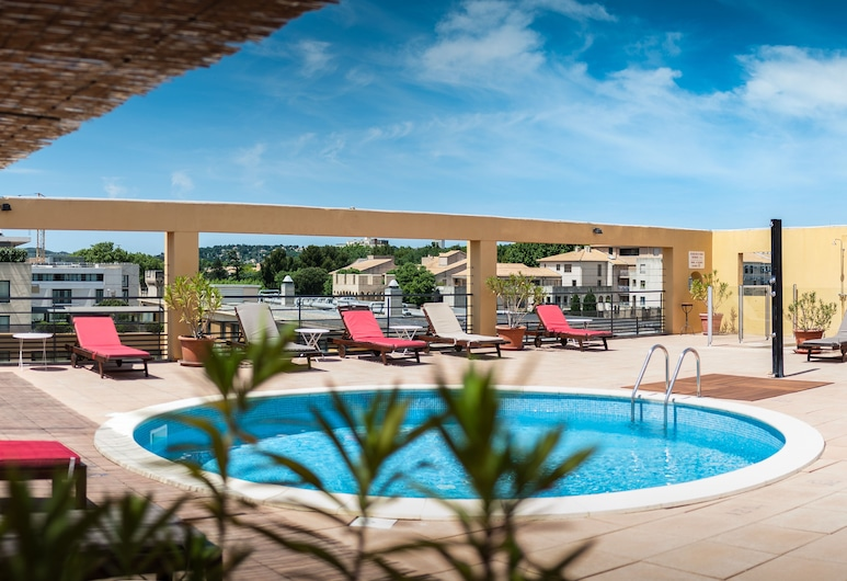 Avignon Grand Hotel, Avignon, Außenpool