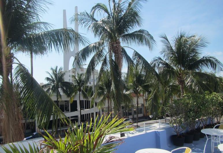 Royal South Beach Hotel, Miami Beach, Blick vom Hotel