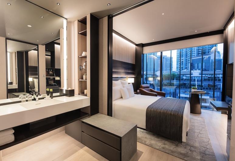 InterContinental Singapore Robertson Quay, Singapūra, Studijas tipa numurs ar piekļuvi klubam, Viesu numurs