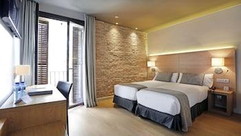 Barcelona — zdjęcie hotelu Arc la Rambla