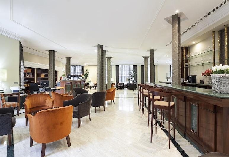 Hotel EXE Laietana Palace, Barcelona, Bar do hotel