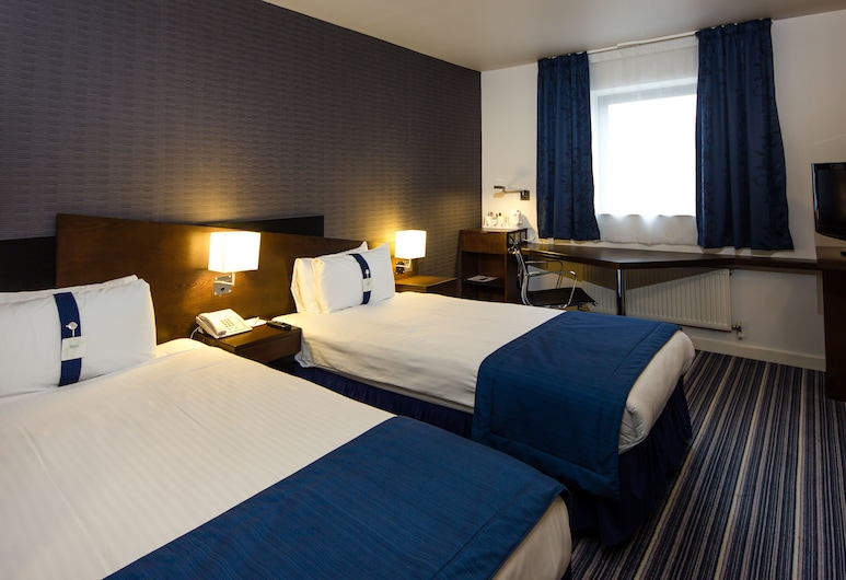Holiday Inn Express London-Royal Docks, Docklands, London, Room, 2 Single Beds, Non Smoking, Guest Room