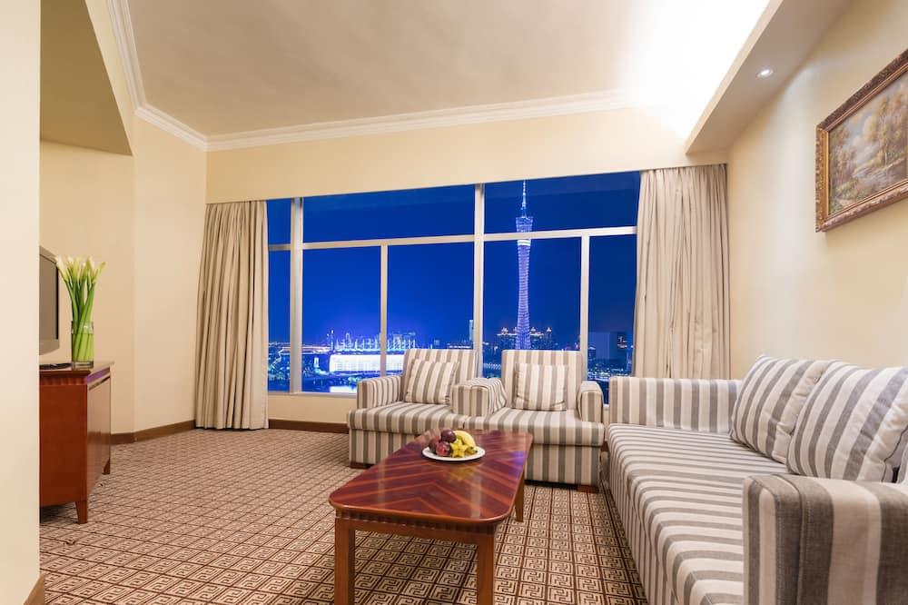 Apartmán typu Superior (Business) - Obývačka