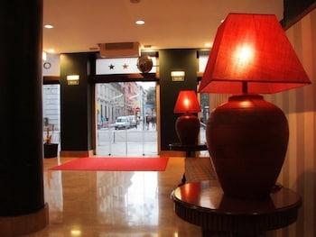 Saragoça — zdjęcie hotelu Hotel Sercotel Oriente