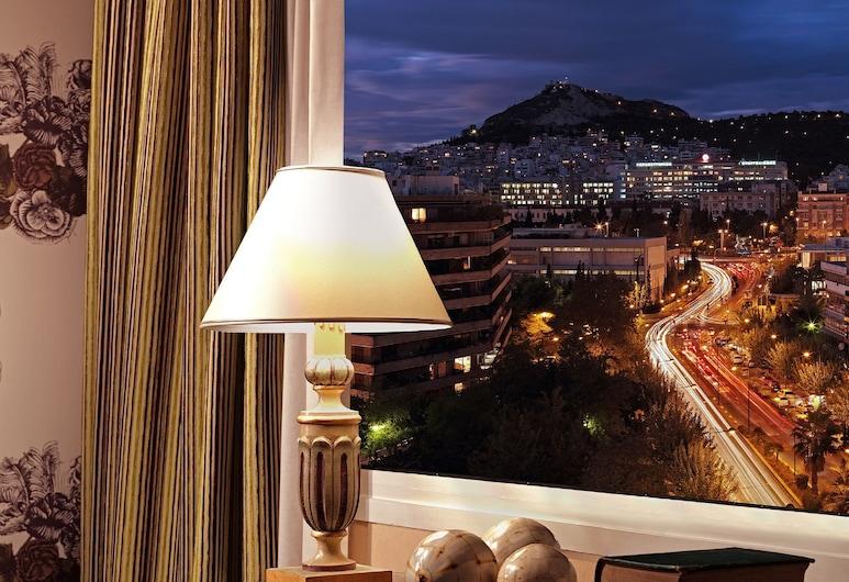 Divani Caravel, Athens, Phòng Suite Premier, Quang cảnh phòng