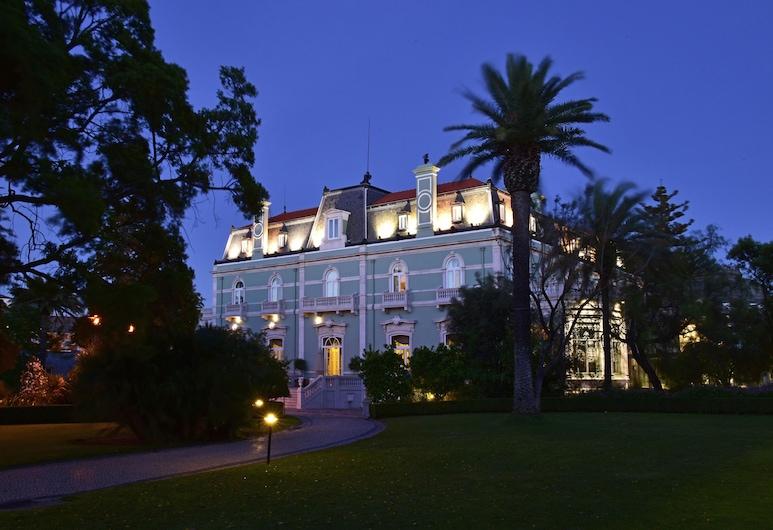 Pestana Palace Lisboa - Hotel & National Monument, Λισσαβώνα, Πρόσοψη ξενοδοχείου - βράδυ/νύχτα