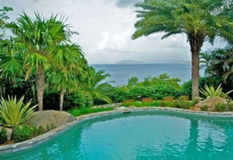 Nail Bay Resort, Virgin Gorda, สระว่ายน้ำกลางแจ้ง
