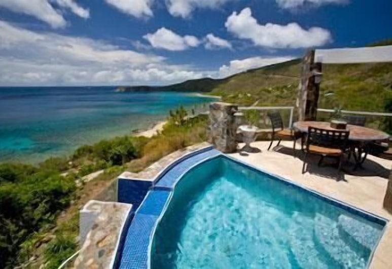 Nail Bay Resort, Virgin Gorda, Außenpool