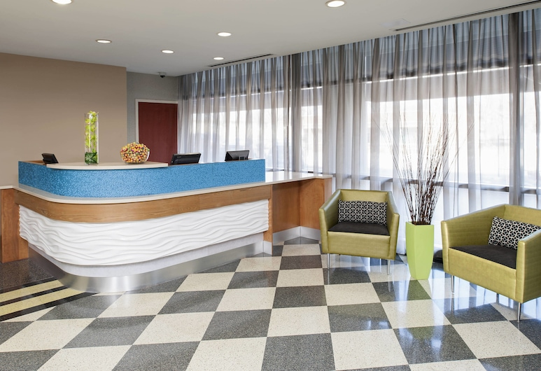SpringHill Suites Chicago O'Hare by Marriott, Chicago, Lobby