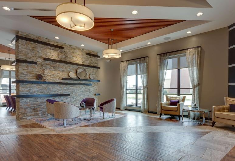 Drury Inn & Suites Kansas City Overland Park, אוברלנד פארק, לובי