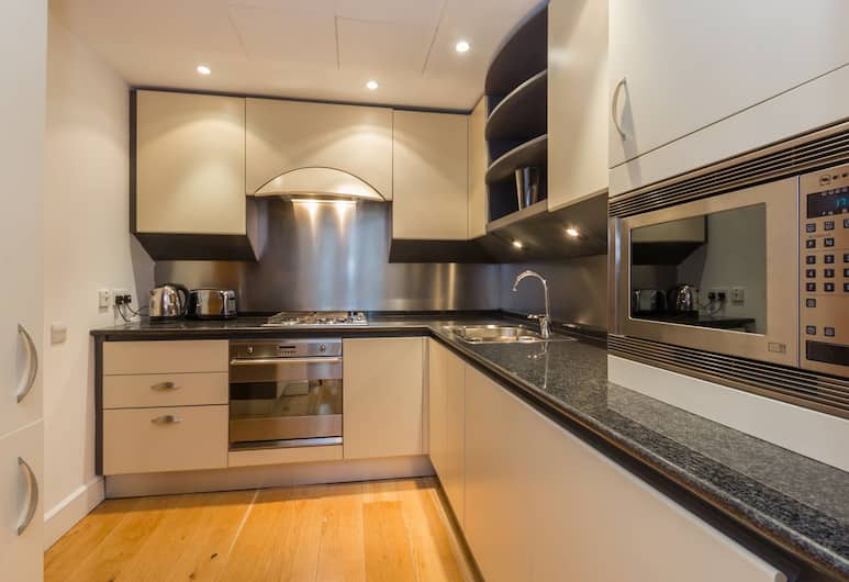 Circus Apartments by BridgeStreet, London, Apartment, 2 Bedrooms, Private kitchen