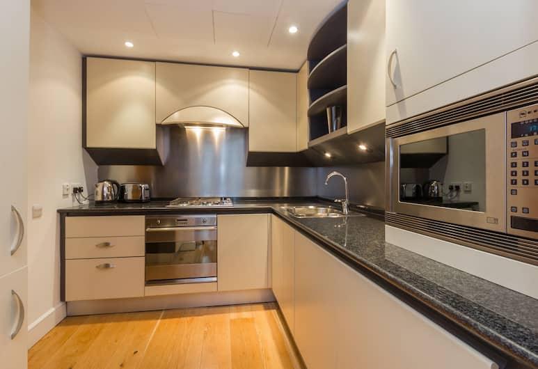 Circus Apartments by BridgeStreet, Londra, Appartamento, 2 camere da letto, Cucina privata