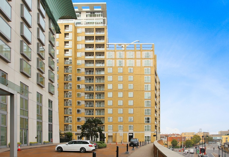 Circus Apartments by BridgeStreet, London, Välisilme