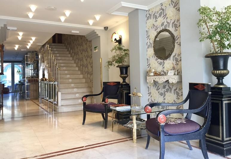 Hotel María Luisa, Burgos, Réception