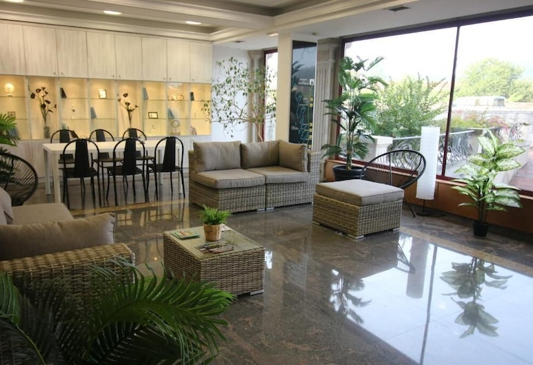 Hotel Alfonso I, Tui, Lobbylounge