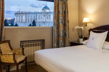 Billede af Hotel Principe Pio i Madrid