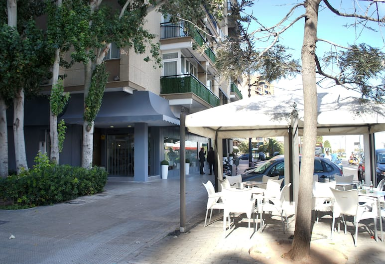 Sweet Hotel Renasa, Valencia, Outdoor Dining