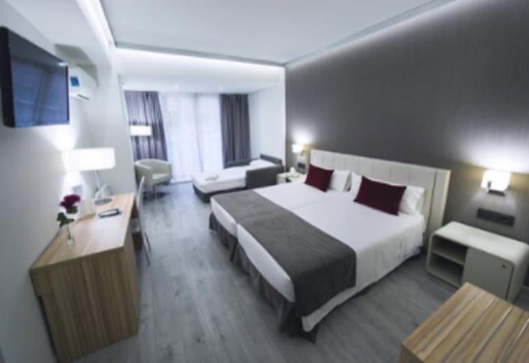 Sweet Hotel Renasa, Valencia, Familien-Dreibettzimmer (2 Adults + 1 Child), Zimmer