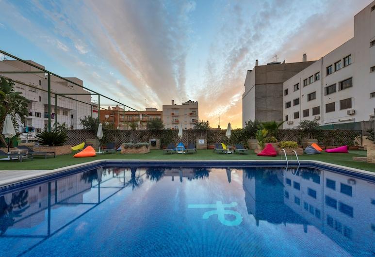 Hotel Port Feria Valencia, Valencia, Basen odkryty