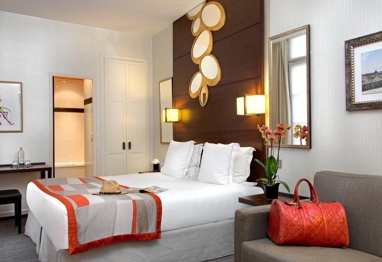 Hôtel Le Sénat, Paris, Double Suite, Guest Room