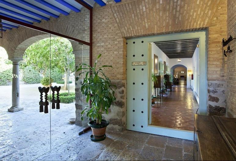 Parador de Almagro, Almagro, Hotellinngang