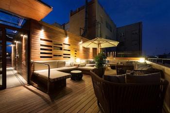 바르셀로나의 호텔 에우로파르크 사진
