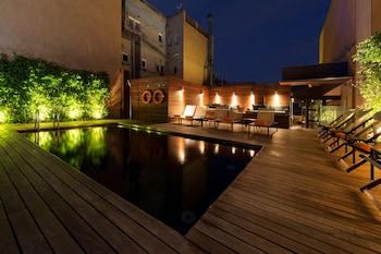 Nuotrauka: Hotel EuroPark, Barselona