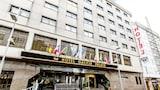 Vyberte si hotel typu luxusní kategorie ve městě Pontevedra