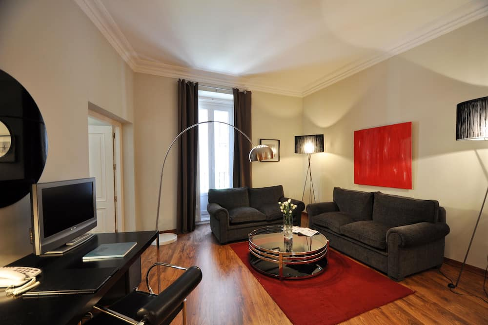 Suite familiare - Area soggiorno