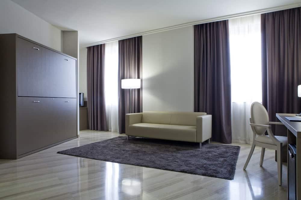 Apartmá, dvojlůžko (180 cm) - Obývací prostor