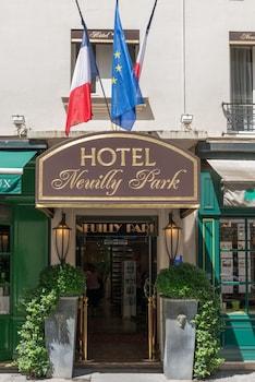 ヌイイ シュル セーヌ、ヌイイ パーク ホテルの写真