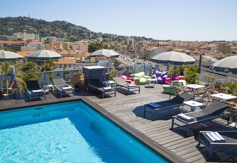 Best Western Plus Cannes Riviera Hotel & Spa, Cannes, View from Hotel