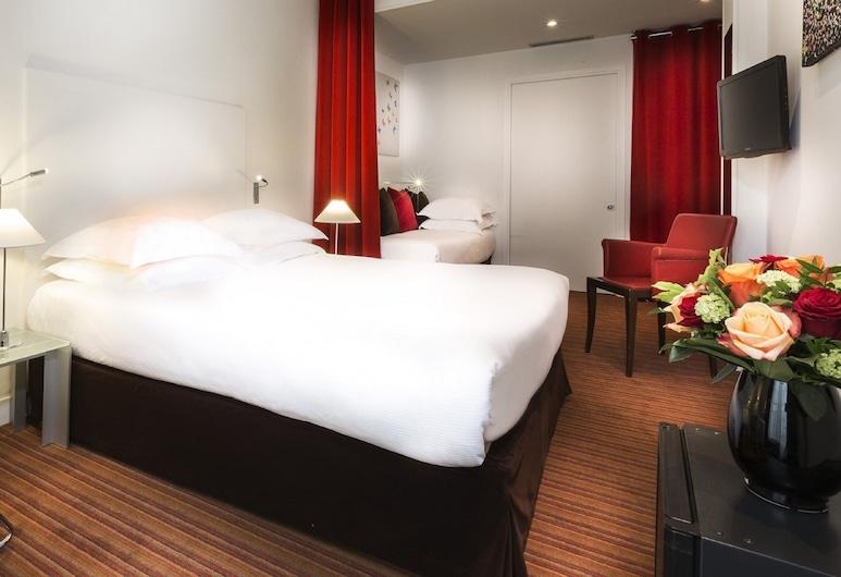 阿爾貝米歇爾大街酒店, 巴黎